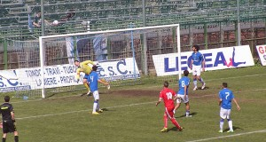 Paganese-Grosseto: il video del match