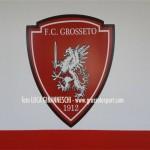 logo Fc Grosseto spogliatoi