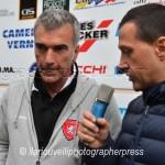 intervista a Giacomarro dopo Albalonga-Grosseto 1 a 2