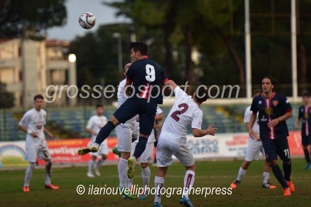 Fc Grosseto vs Trastevere (43)