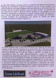 Roselle - il progetto - pagina 2