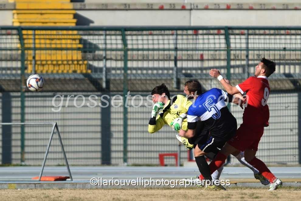 Fc Grosseto vs Real Forte Querceta (24)