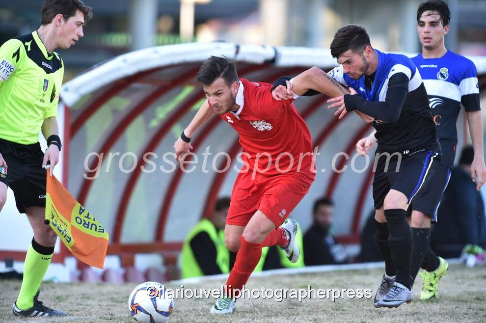 Fc Grosseto vs Real Forte Querceta (36)