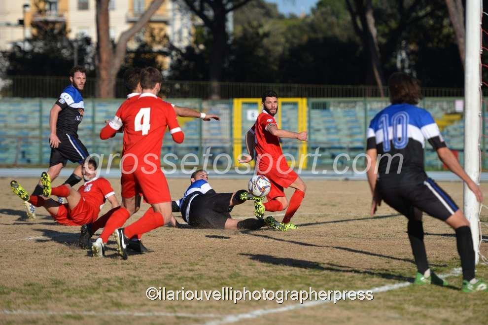 Fc Grosseto vs Real Forte Querceta (8)