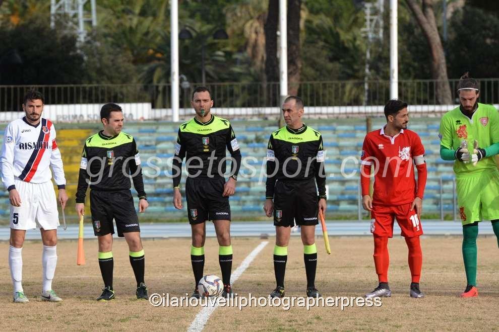 Fc Grosseto vs Sestri Levante (2)