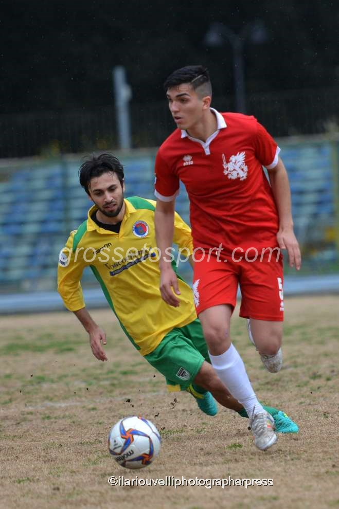 Fc Grosseto vs Us Gavorrano (14)