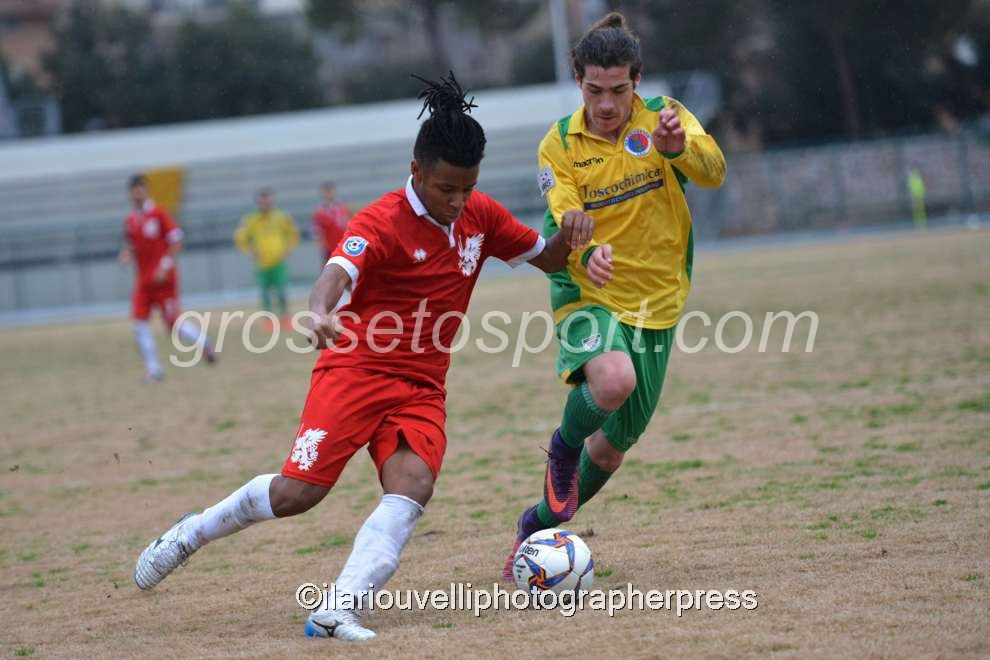 Fc Grosseto vs Us Gavorrano (21)