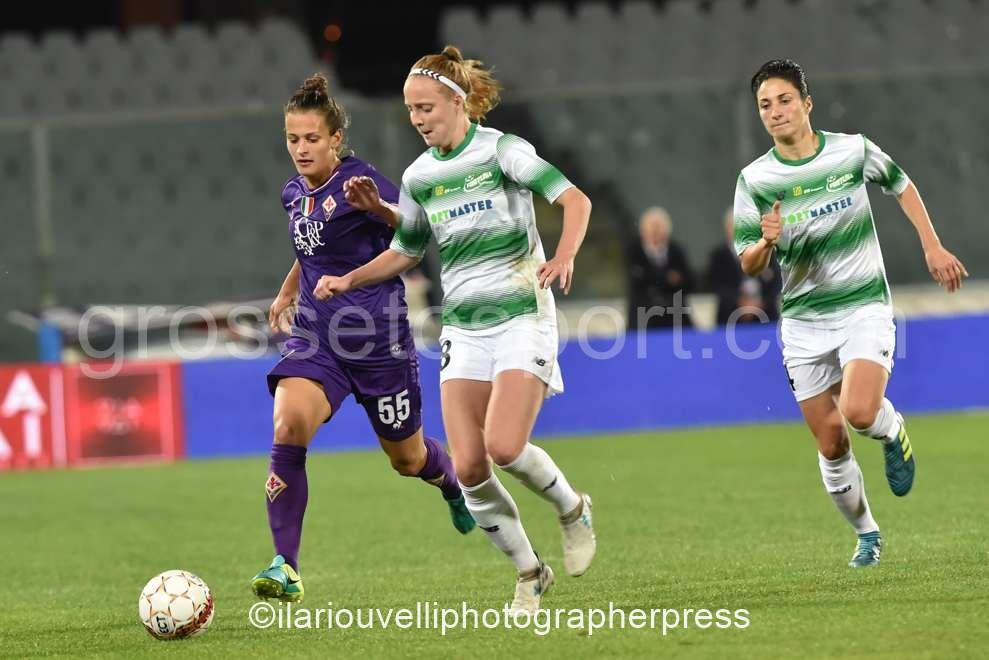 Fiorentina Women's vs Fortuna Hjorring (10)