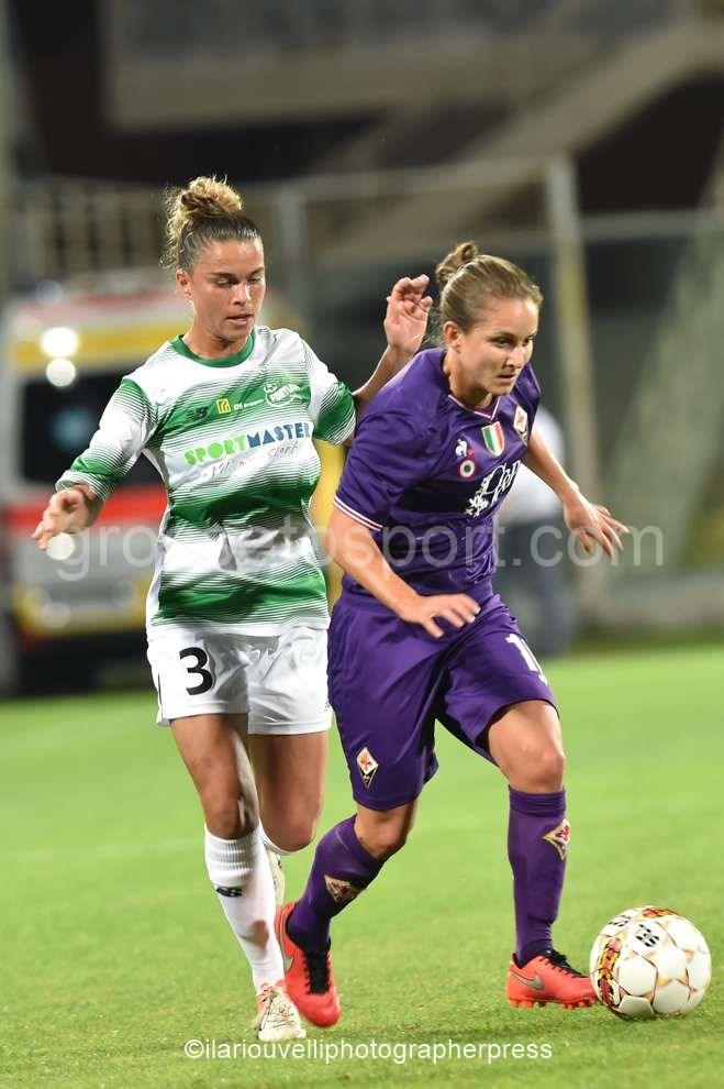 Fiorentina Women's vs Fortuna Hjorring (15)