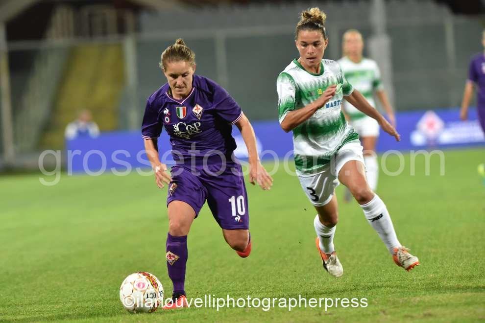 Fiorentina Women's vs Fortuna Hjorring (17)