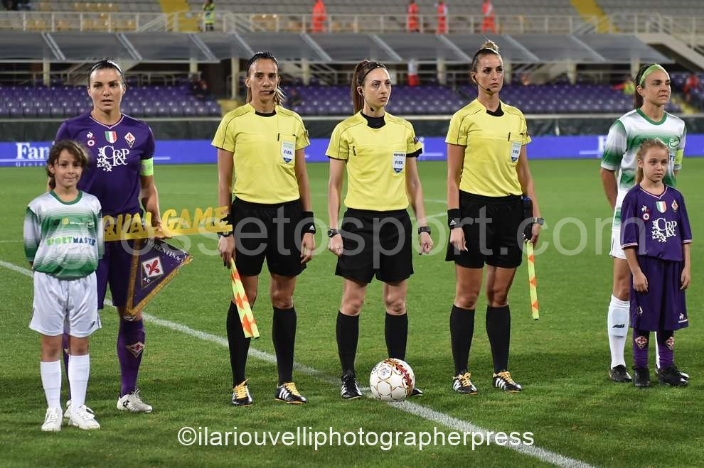 Fiorentina Women's vs Fortuna Hjorring (2)