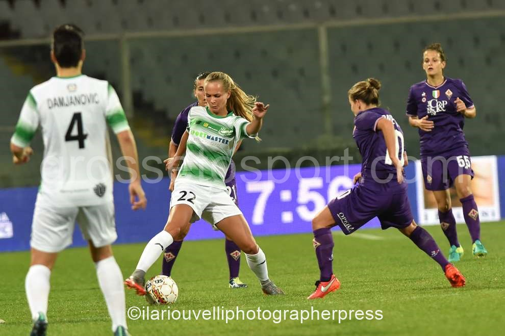Fiorentina Women's vs Fortuna Hjorring (20)