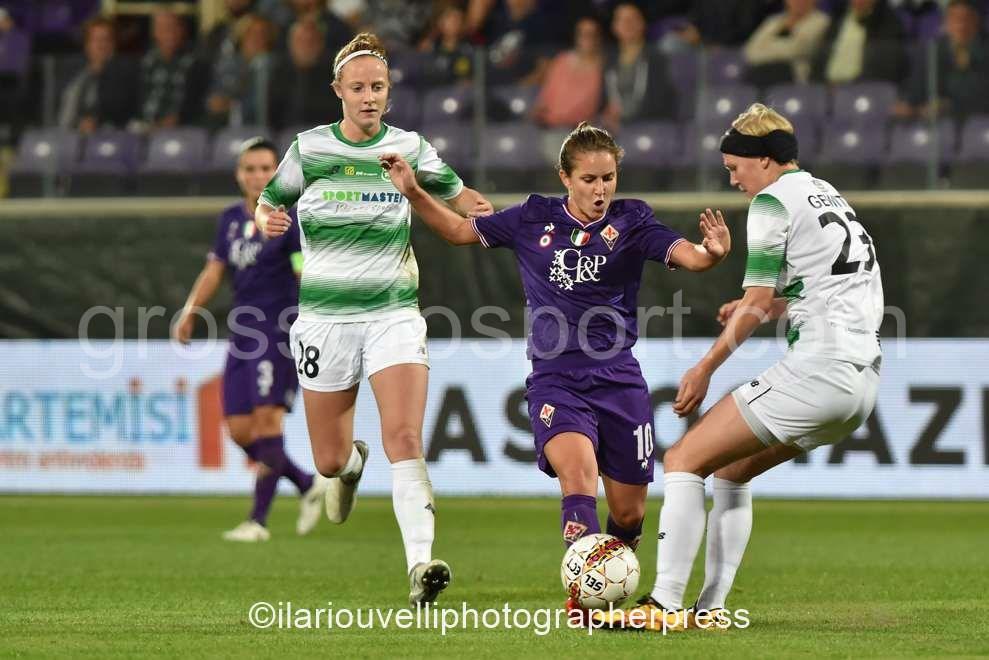 Fiorentina Women's vs Fortuna Hjorring (22)