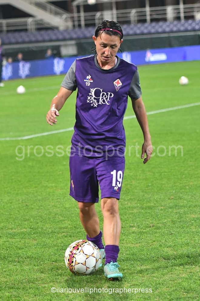 Fiorentina Women's vs Fortuna Hjorring (24)