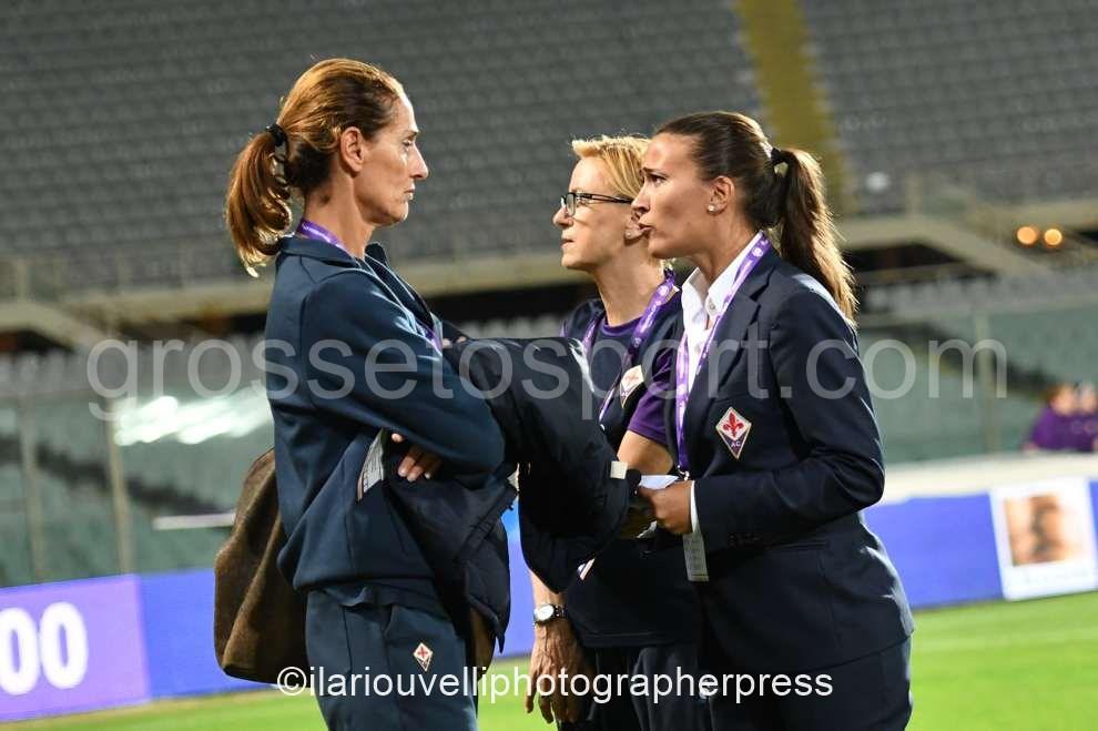 Fiorentina Women's vs Fortuna Hjorring (25)
