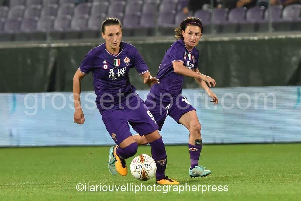 Fiorentina Women's vs Fortuna Hjorring (27)