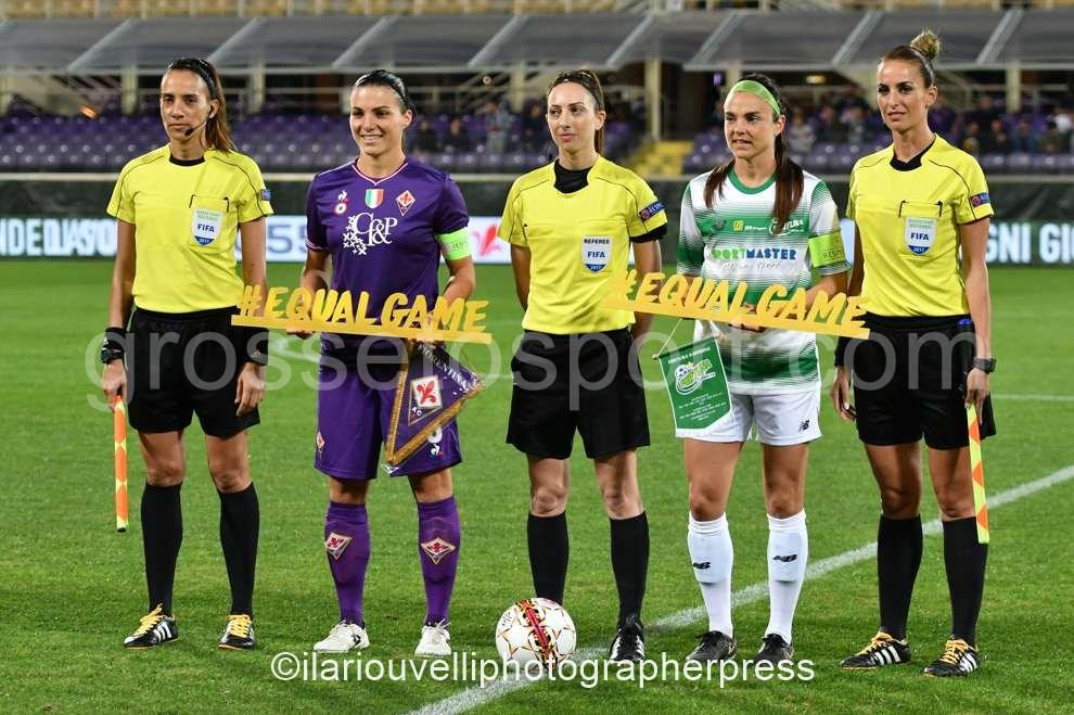 Fiorentina Women's vs Fortuna Hjorring (29)