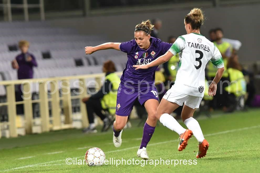 Fiorentina Women's vs Fortuna Hjorring (30)