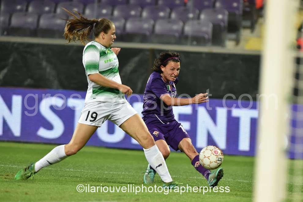 Fiorentina Women's vs Fortuna Hjorring (39)