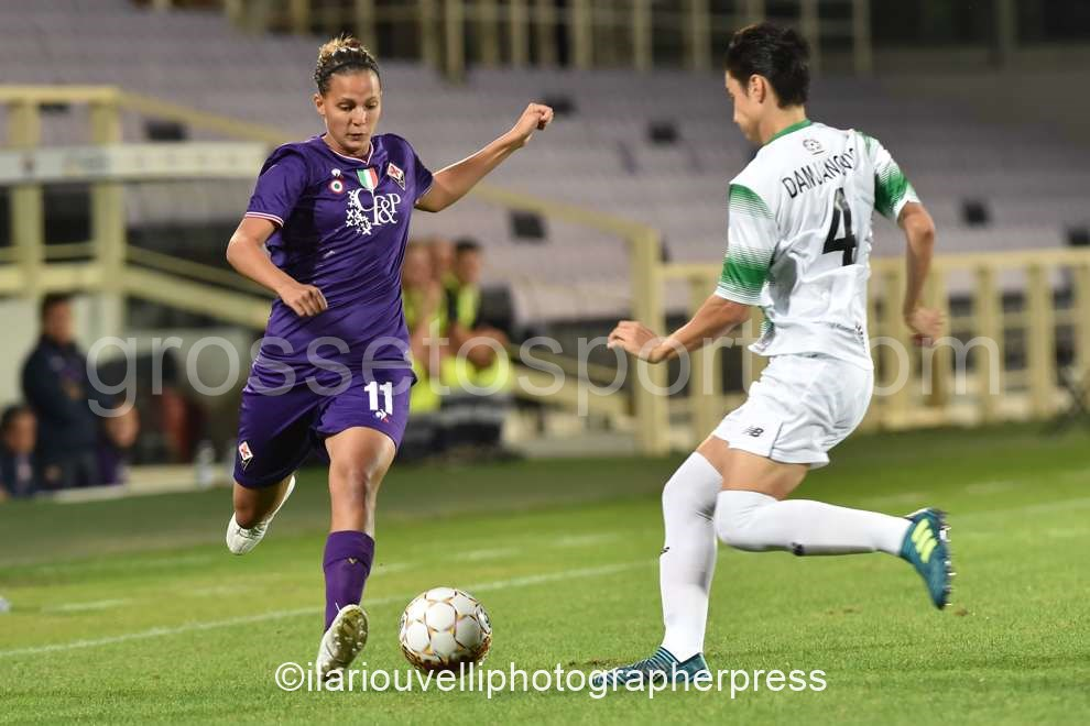 Fiorentina Women's vs Fortuna Hjorring (4)