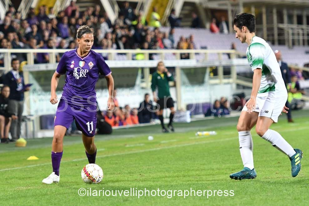 Fiorentina Women's vs Fortuna Hjorring (42)