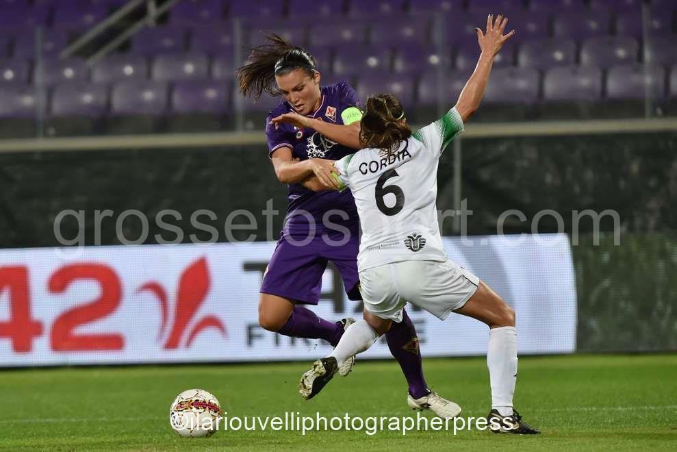 Fiorentina Women's vs Fortuna Hjorring (43)