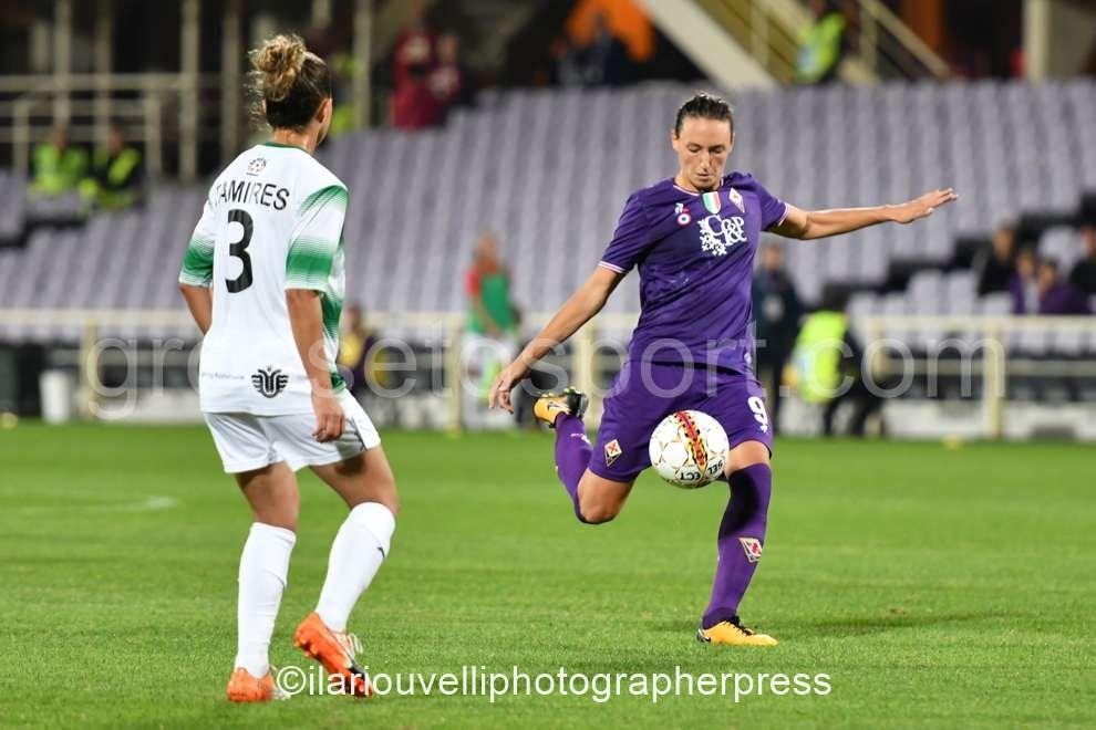 Fiorentina Women's vs Fortuna Hjorring (46)