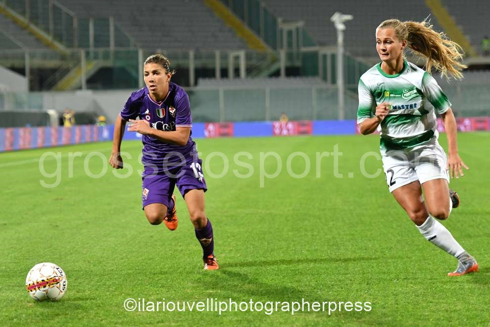 Fiorentina Women's vs Fortuna Hjorring (48)