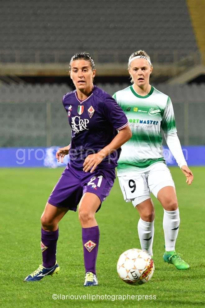 Fiorentina Women's vs Fortuna Hjorring (51)
