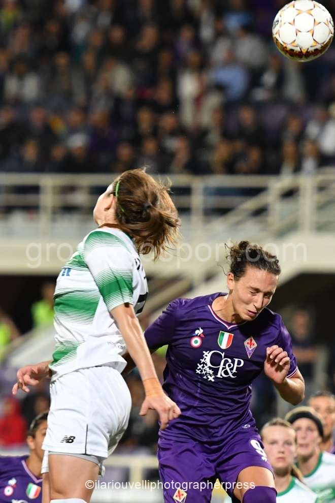 Fiorentina Women's vs Fortuna Hjorring (52)