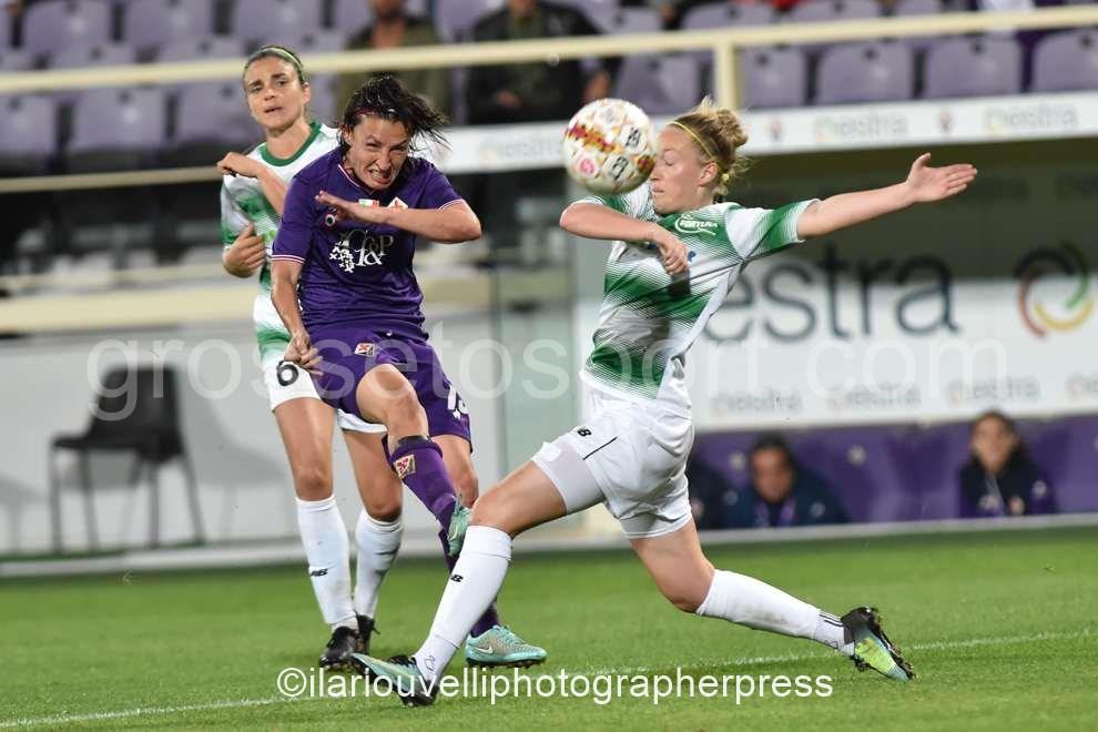 Fiorentina Women's vs Fortuna Hjorring (54)