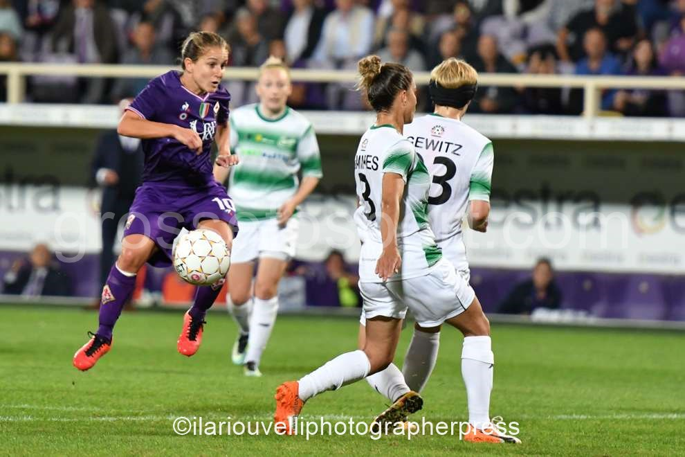 Fiorentina Women's vs Fortuna Hjorring (55)