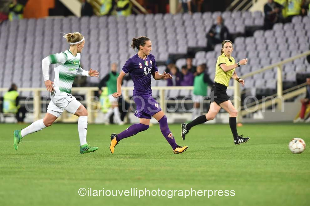 Fiorentina Women's vs Fortuna Hjorring (58)