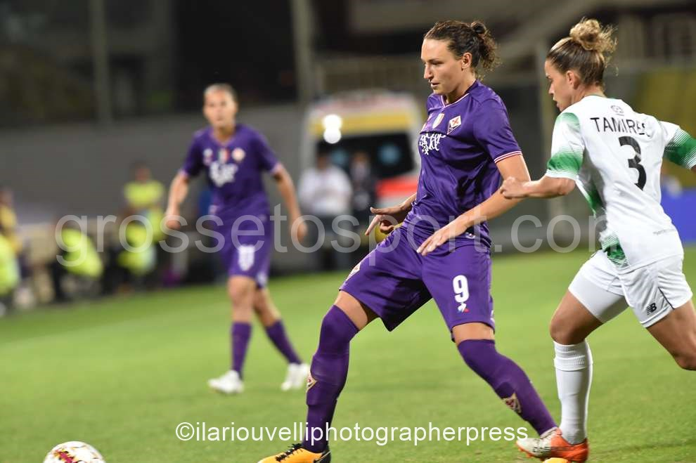 Fiorentina Women's vs Fortuna Hjorring (6)