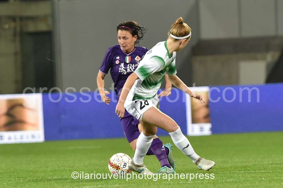 Fiorentina Women's vs Fortuna Hjorring (7)