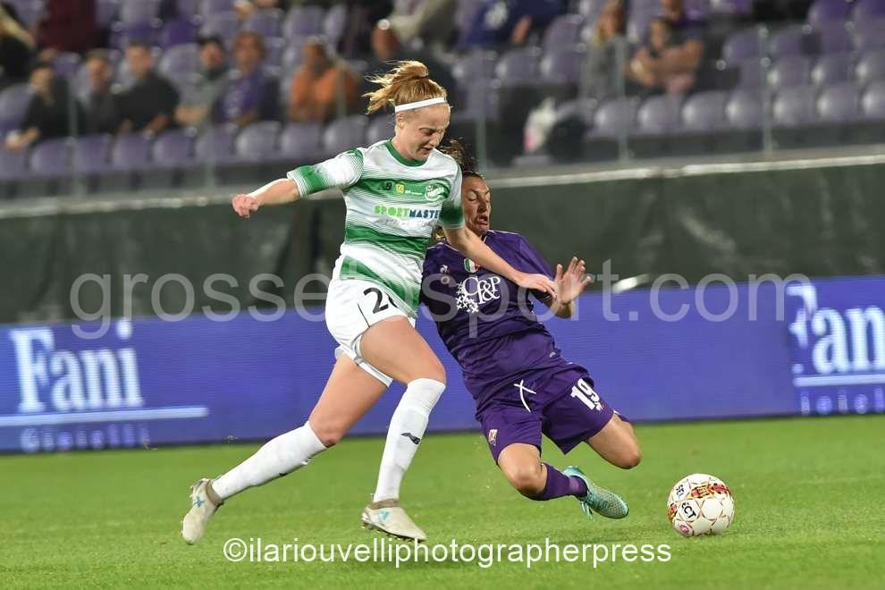 Fiorentina Women's vs Fortuna Hjorring (8)