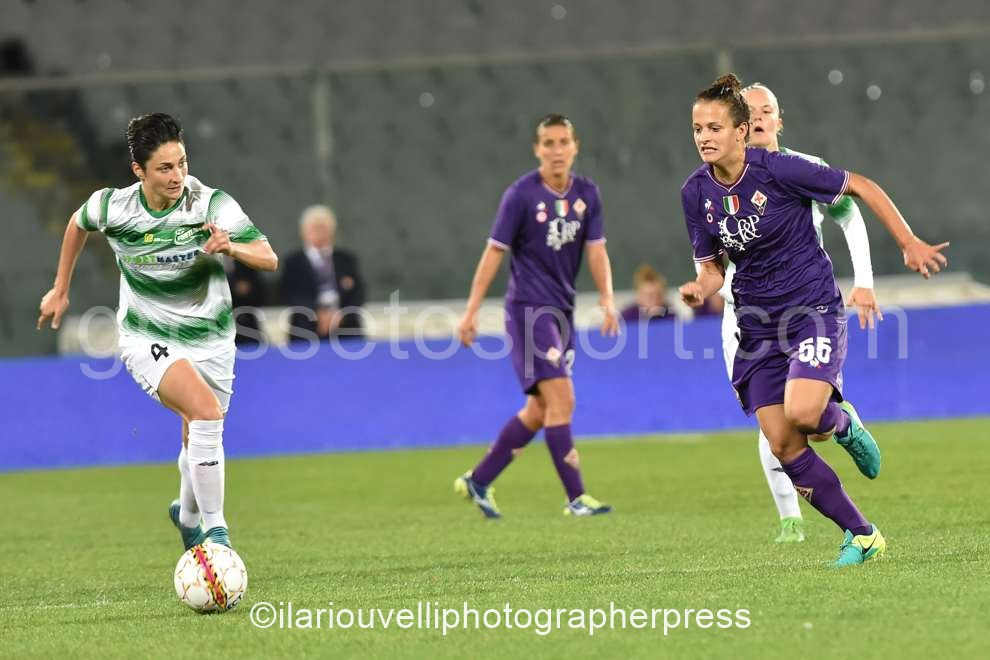 Fiorentina Women's vs Fortuna Hjorring (9)