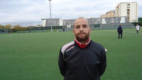 L'allenatore della Nuova Grosseto, Pasquale Silvestro
