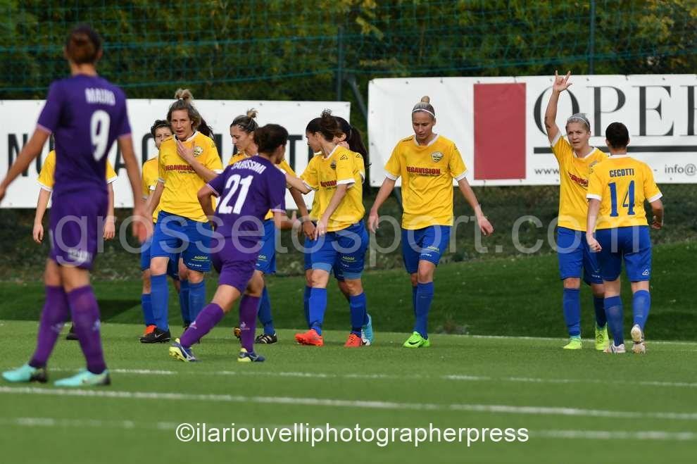 Fiorentina Women's vs Tavagnacco (45)