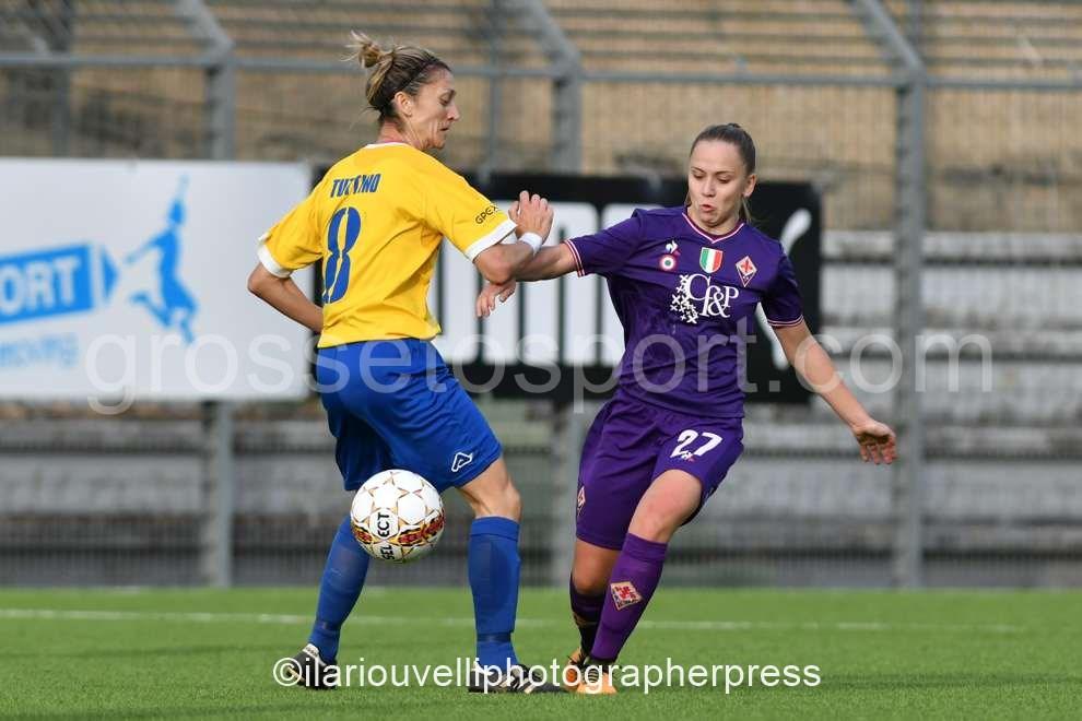 Fiorentina Women's vs Tavagnacco (47)