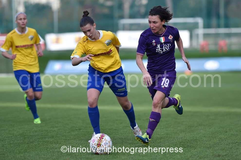 Fiorentina Women's vs Tavagnacco (7)