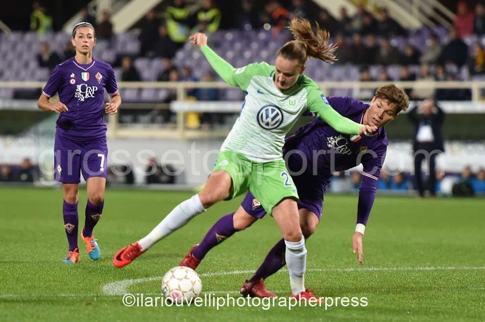 Fiorentina women's vs Wolfsburg (24)