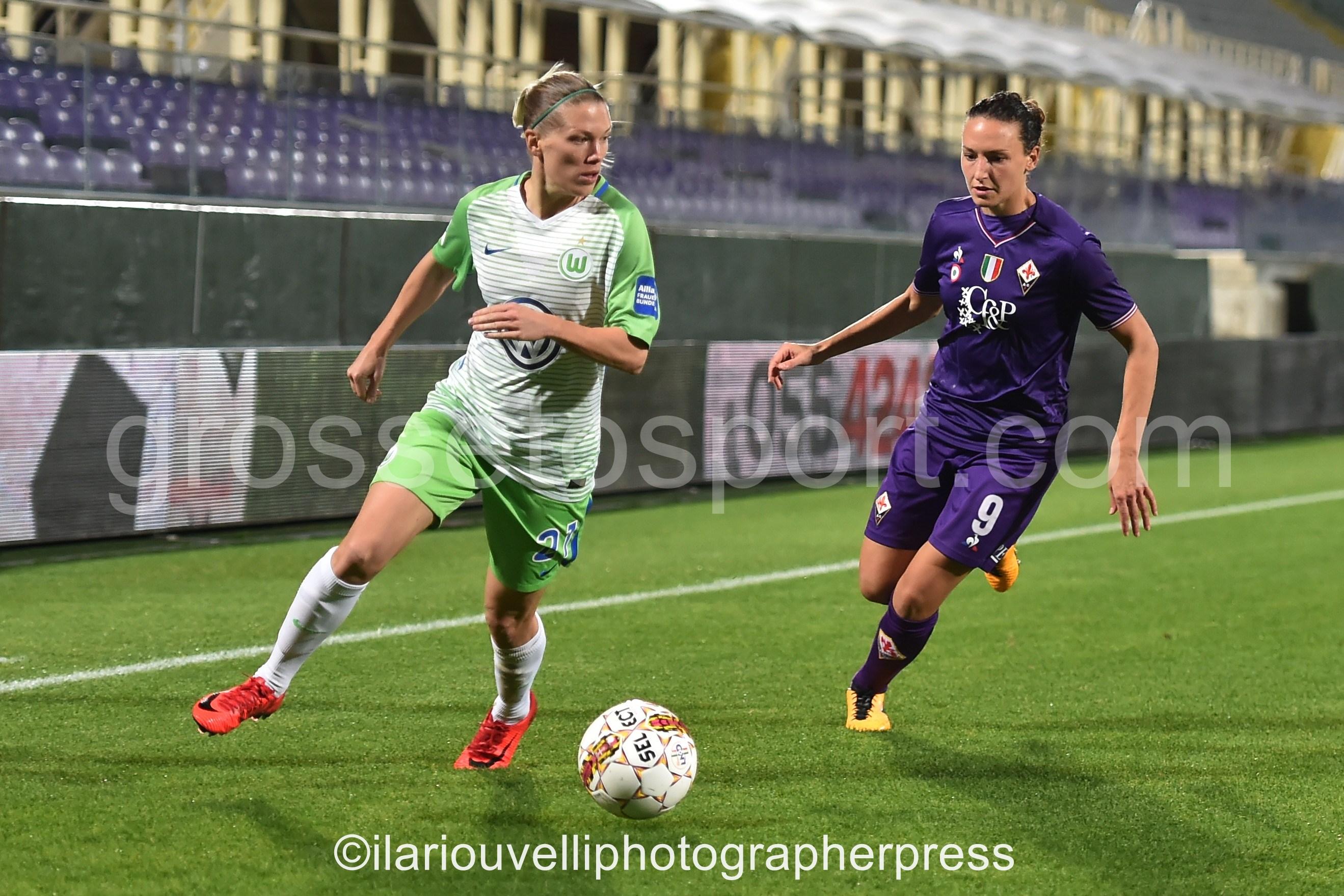 Fiorentina women's vs Wolfsburg (28)