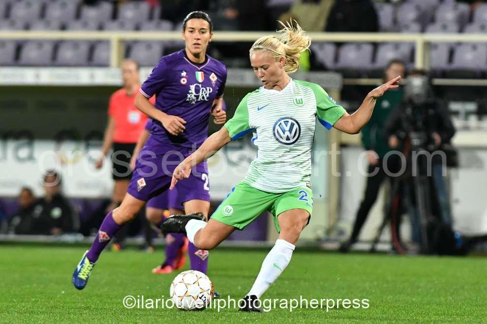 Fiorentina women's vs Wolfsburg (32)
