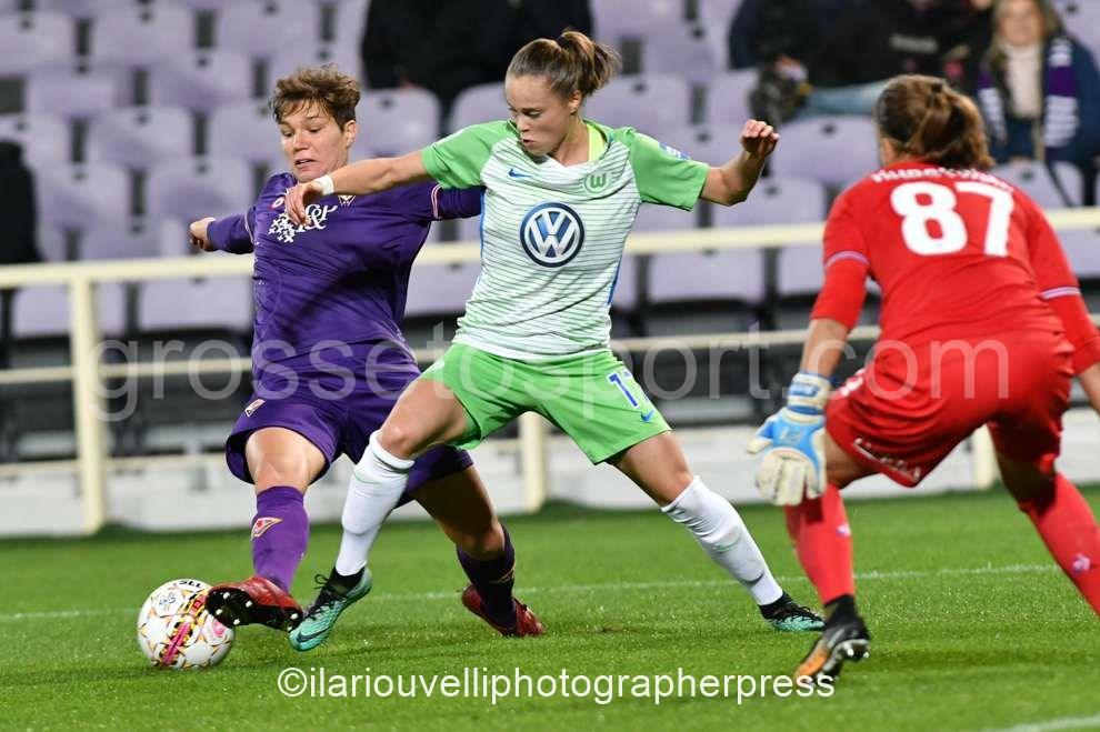 Fiorentina women's vs Wolfsburg (50)
