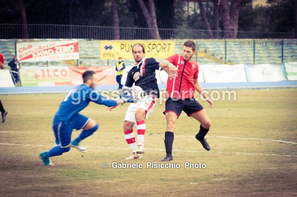 Us Grosseto-Urbino Taccola 2 a 0