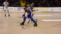 Hockey Follonica in azione