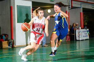 Elena Furi, play della Gea Basket Grosseto