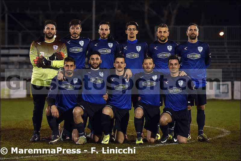 Real Follonica 2018