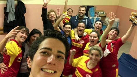 Calcio a 5 femminile Marsiliana